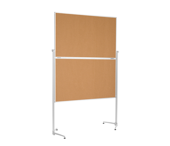 Seminar Board collapsible by HOLTZ | Notice boards