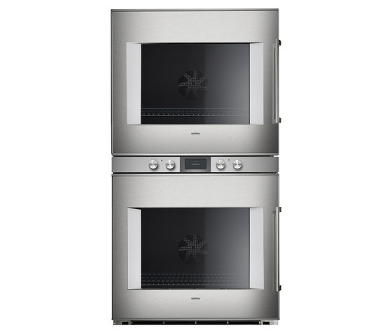 Double oven 400 series | BX 480/BX 481 by Gaggenau | Ovens