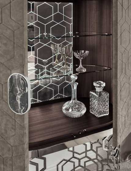 Beverly by Longhi | Drinks cabinets