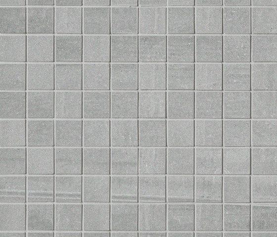Back Silver Mosaico von Keope | Keramik Mosaike