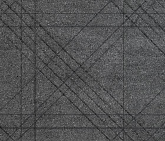 Back Tartan Antracite by Keope | Ceramic tiles