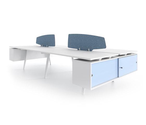 DV804-E-Place bench de DVO | Sistemas de mesas