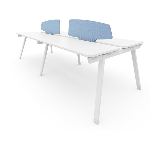 DV804-E-Place bench by DVO | Desking systems