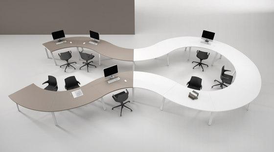 Atreo di ALEA | Tavoli contract