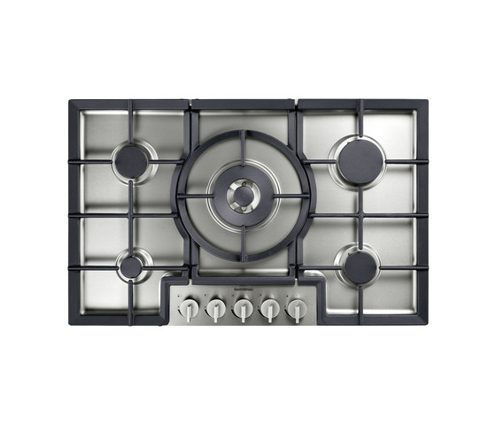 Gas cooktop | CG 280 by Gaggenau | Hobs