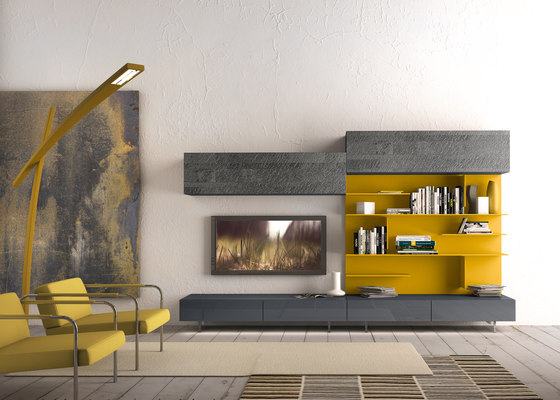 I-modulART_291 by Presotto | Cabinets