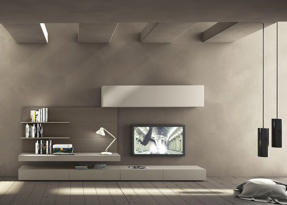 I-modulART_277 by Presotto | Wall storage systems