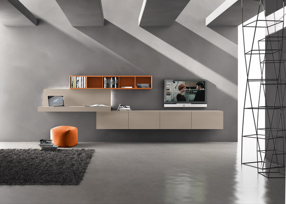 I-modulART_297 by Presotto | Cabinets