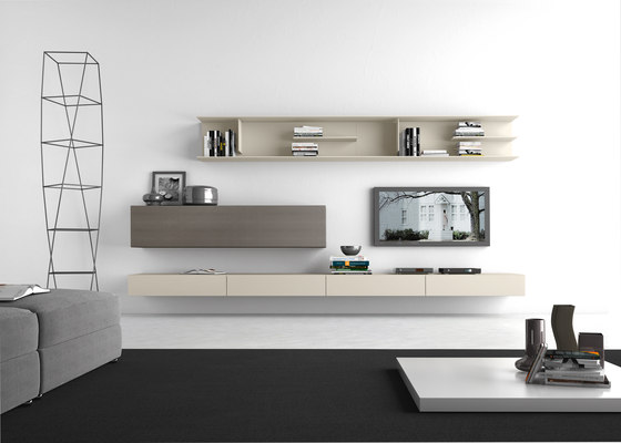 I-modulART_283 by Presotto | Cabinets