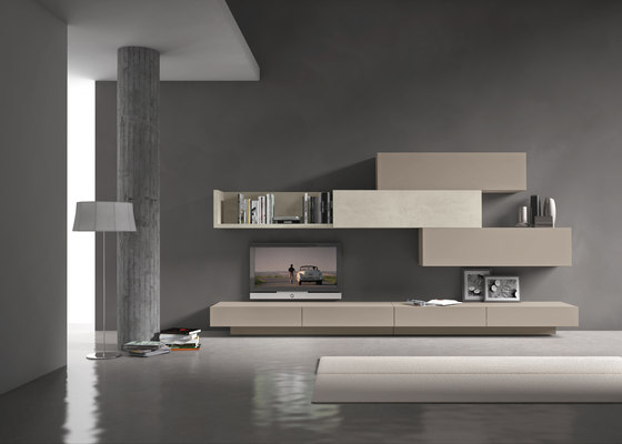 I-modulART_279 by Presotto | Cabinets