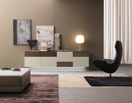 Madia I-modulART by Presotto | Sideboards