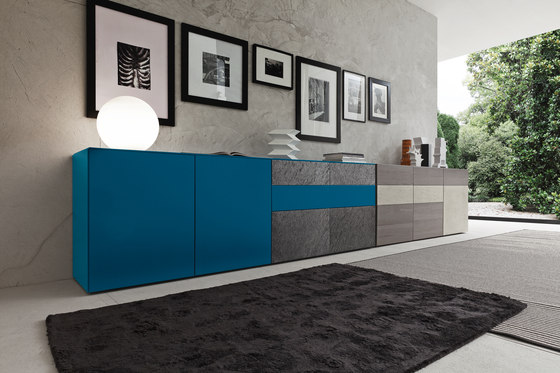 Madia H.776 by Presotto | Sideboards