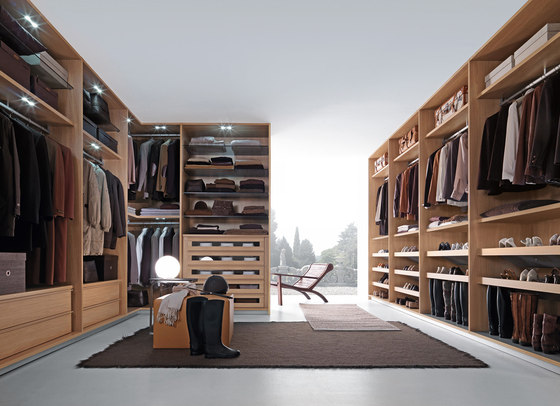 Interni armadio_5 by Presotto | Walk-in wardrobes