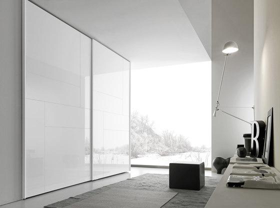 Kaleidos_1 Wardrobe by Presotto | Cabinets