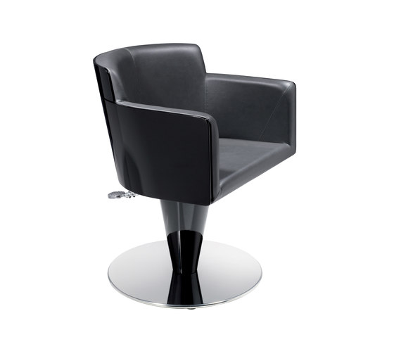 Aida | MG BROSS Styling Salon Chair by GAMMA & BROSS | Barber chairs