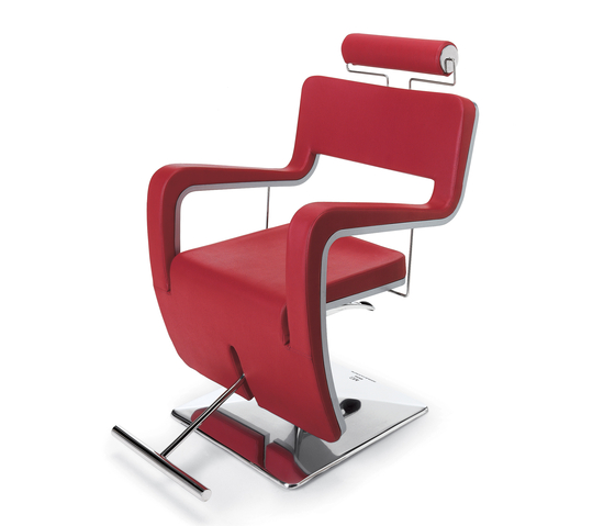 Tsu MR | MG BROSS Barber Chair by GAMMA & BROSS | Barber chairs