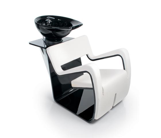 Blackwash | MG BROSS Shampoo Bowl by GAMMA & BROSS | Shampoo bowls