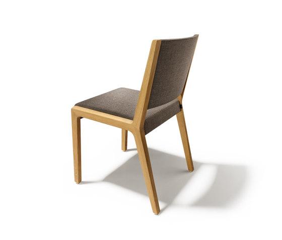 eviva stuhl besucherst hle von team 7 architonic. Black Bedroom Furniture Sets. Home Design Ideas