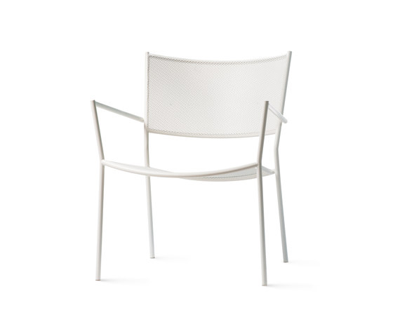 Jig Mesh Easy Chair de Massproductions | Fauteuils d'attente