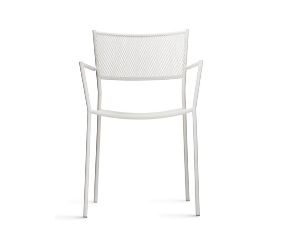 Jig Mesh Armchair by Massproductions | Restaurant chairs