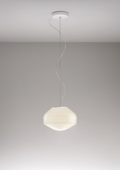 Aérostat F27 A01 01 by Fabbian | Suspended lights