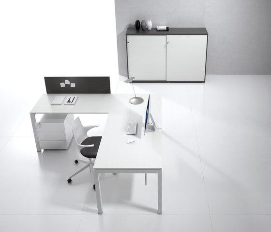 Italo by ALEA | Individual desks