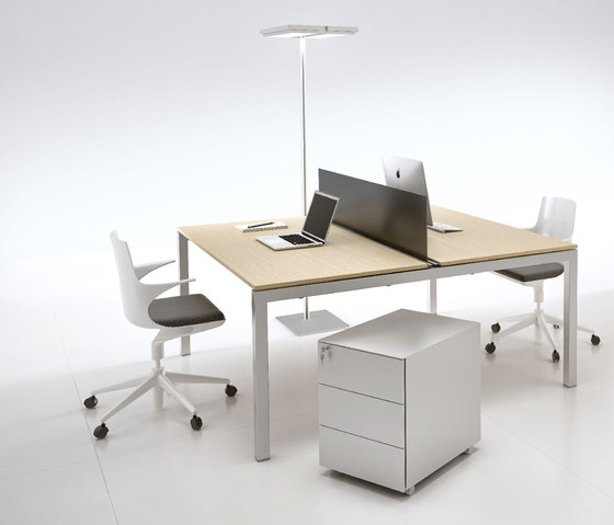 Italo by ALEA | Desking systems
