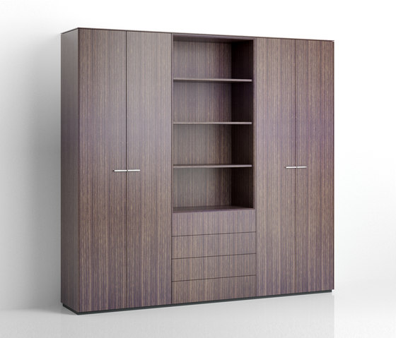 Storage System by Walter Knoll | Cabinets