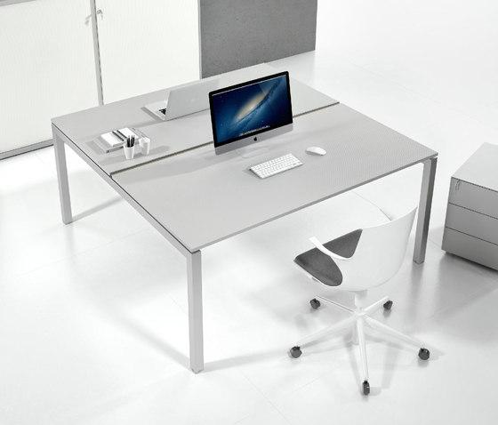 Italo by ALEA | Desking systems