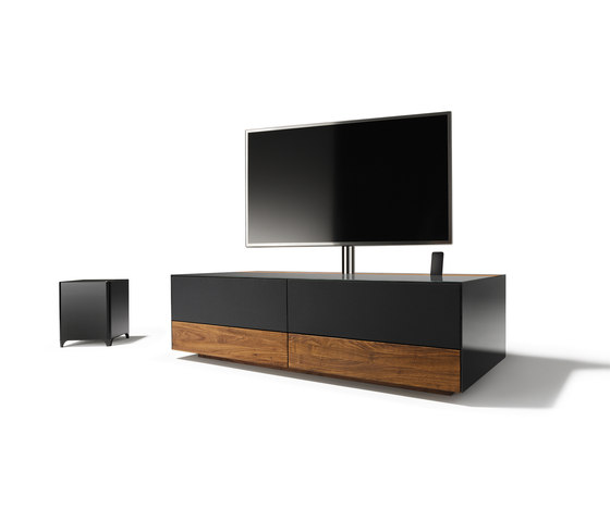 cubus pure Home Entertainment by TEAM 7 | Multimedia sideboards