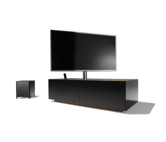 cubus pure Home Entertainment de TEAM 7 | Aparadores multimedia
