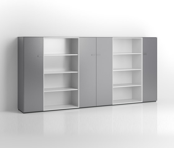 Storage System by Walter Knoll | Sideboards