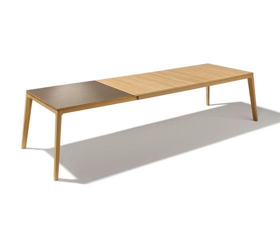 mylon table by TEAM 7   Restaurant tables