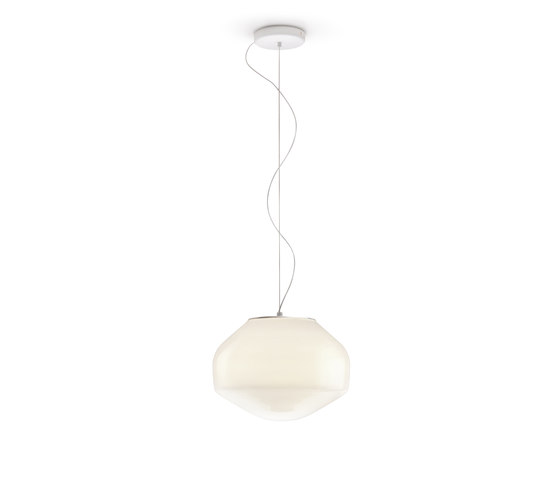 Aérostat F27 A03 01 by Fabbian   Suspended lights