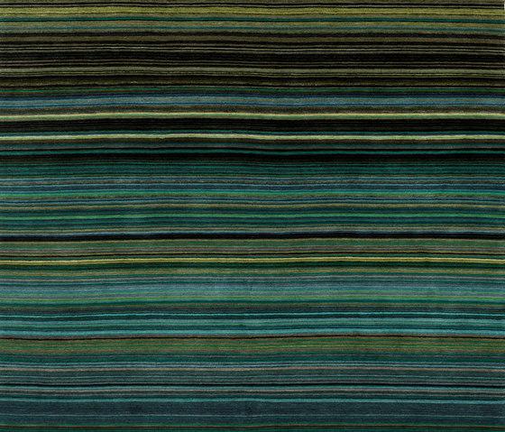 Stripes - Woodland von REUBER HENNING | Formatteppiche