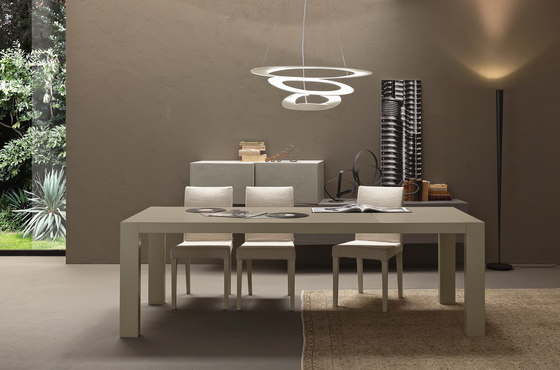 Opla by Presotto | Dining tables