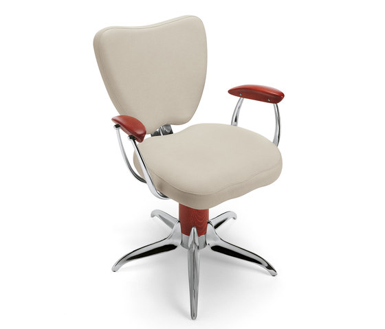 Man Ray WMN | GIUGIARO DESIGN Styling Salon Chair by GAMMA & BROSS | Barber chairs