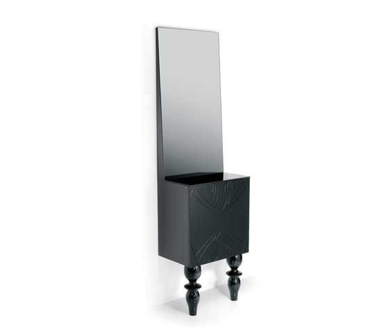 Style 84 | GAMMA STATE OF THE ART Salon Styling Stations by GAMMA & BROSS | Styling stations