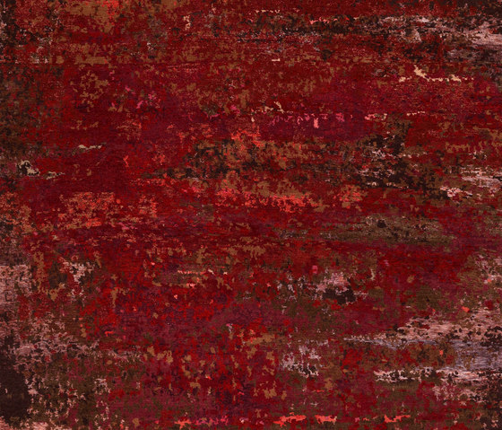 Texture - Canvas scarlett by REUBER HENNING | Rugs