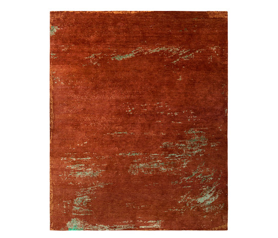 Texture - Paint chestnut by REUBER HENNING | Rugs