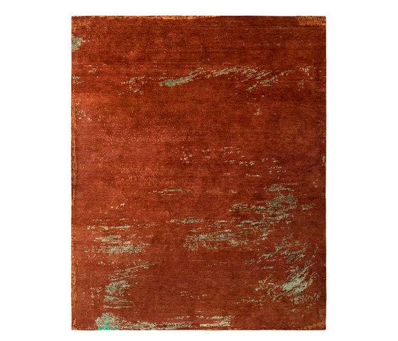 Texture - Paint chestnut von REUBER HENNING | Formatteppiche