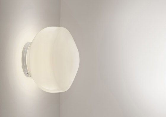 Aérostat F27 G03 01 wall by Fabbian | Wall lights