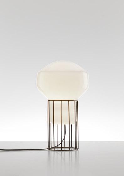 Aérostat F27 B01 24 by Fabbian | Table lights