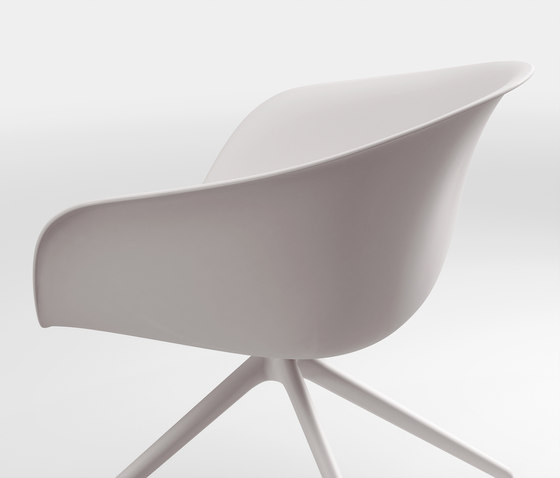 Duna 02 by Arper | Conference chairs