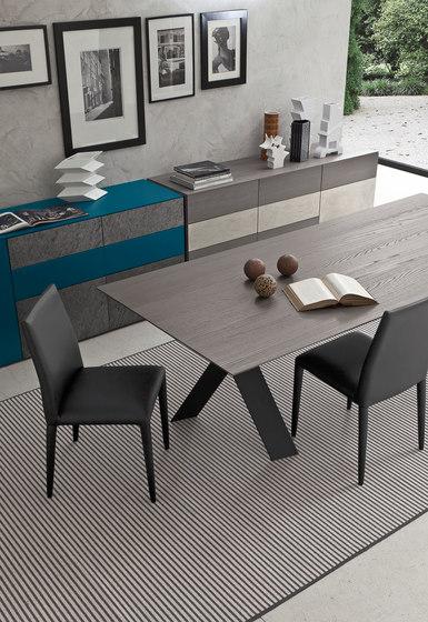 Tailor table de Presotto | Mesas comedor