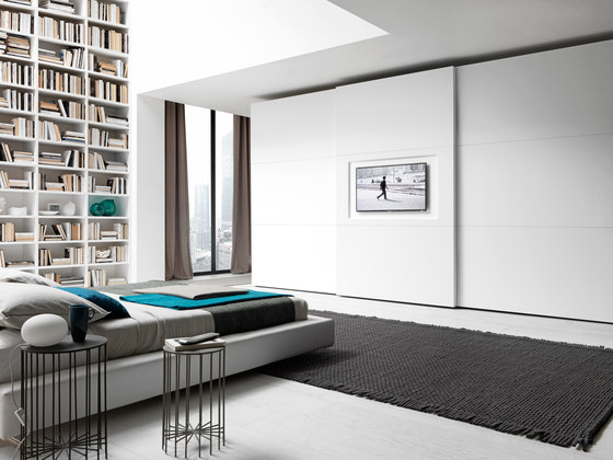 Tris_you_tv by Presotto | AV cabinets