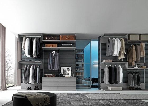 Varius   Free by Presotto   Walk-in wardrobes