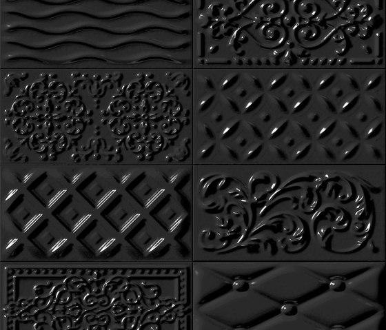 Raspail Negro by VIVES Cerámica | Ceramic tiles