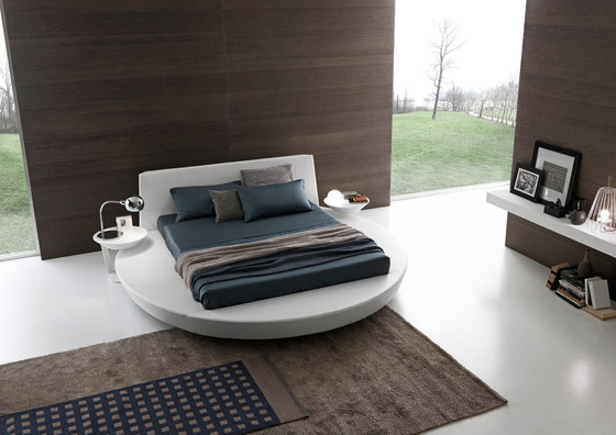 Zero_Size L Bed by Presotto | Beds