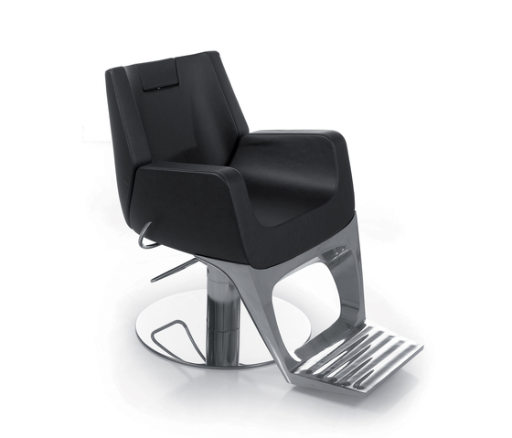 MR Fantasy | GAMMA STATE OF THE ART Barber Chair by GAMMA & BROSS | Barber chairs
